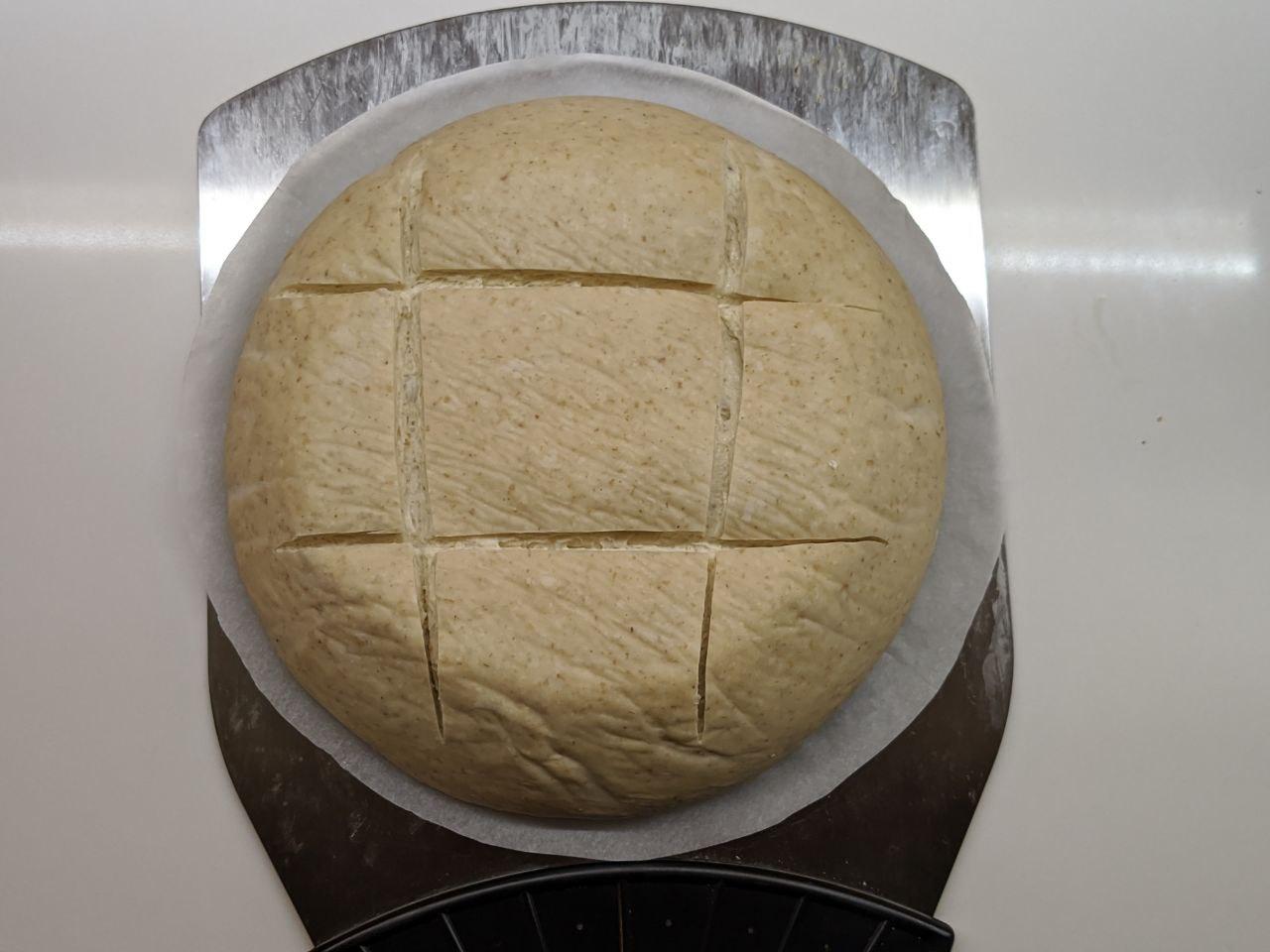 Pan greñado
