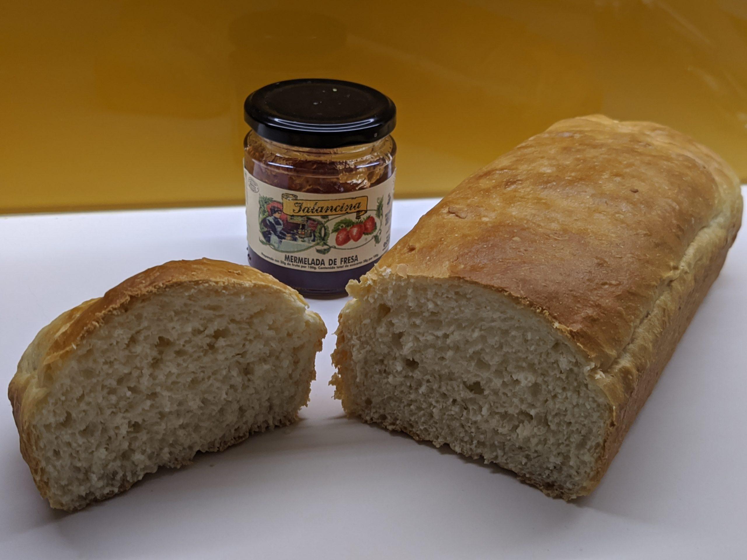 Portada pan de molde